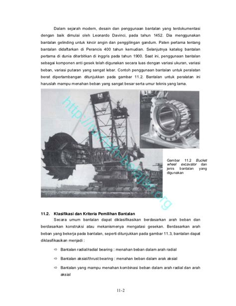 Lu Cb Variasi bab 11 bantalan dan sistem pelumasan