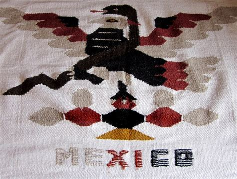Handmade Mexican Blankets - vintage mexican blanket handmade throw