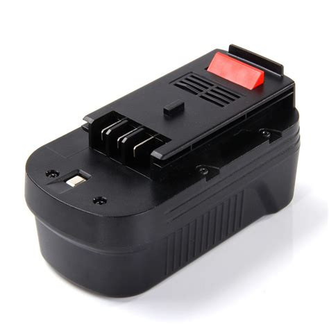black and decker firestorm charger 18v 2000mah 18v battery for black decker hpb18 hpb18 ope