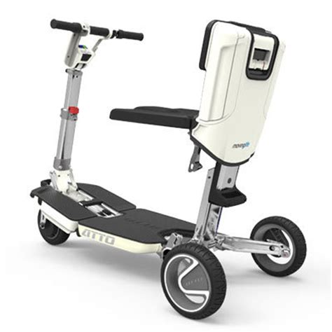 moving life atto freedom scooter folding scooters