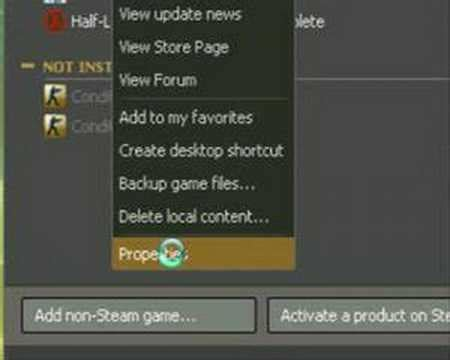 counter strike console howto open console in counter strike source