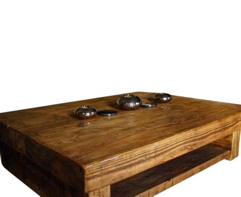 chunky rustic coffee table the johnson chunky coffee table ely rustic furniture
