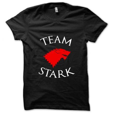 T Shirt Team Stark Black team stark