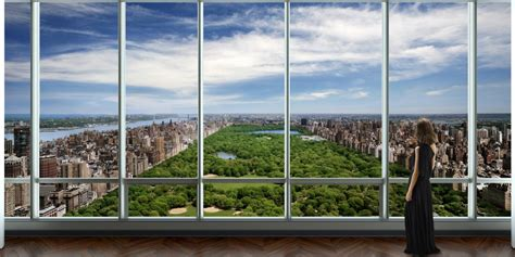 manhattan penthouse will be worth almost 80 million inside one57 s 100 million penthouse business insider