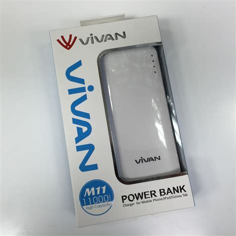 jual vivan m11 11 000mah bestdeal accessories