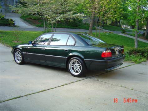 2001 bmw 740il review bmw 740il picture 3 reviews news specs buy car