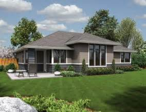 modern ranch house contemporary ranch house plans with photos