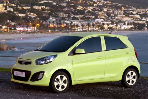 Kia 2011 Specs Kia Picanto 2011 Specifications