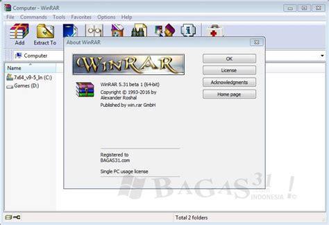 bagas31 rar password winrar 5 31 beta 1 full version bagas31 com