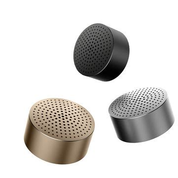 Xiaomi Bluetooth Speaker Mini original xiaomi aluminium alloy portable mini bluetooth