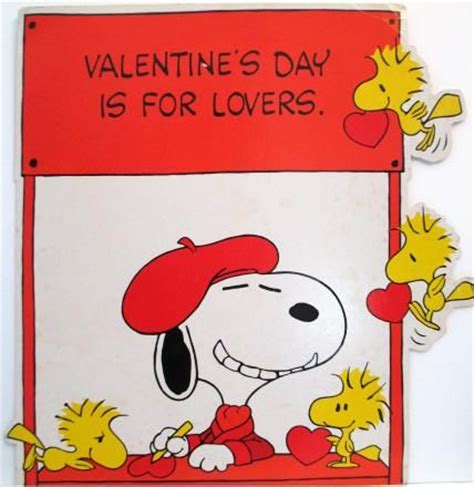 snoopy valentines day snoopy and woodstocks s day poster snoopn4pnuts