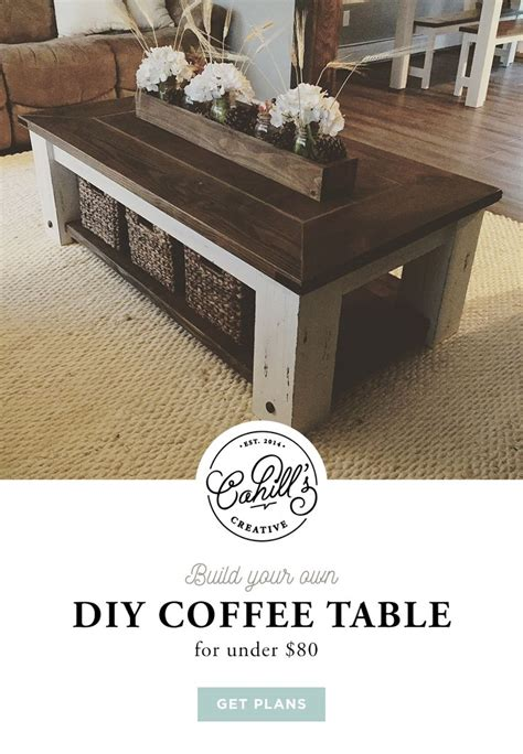 coffee table plans pdf best 25 coffee table plans ideas on diy