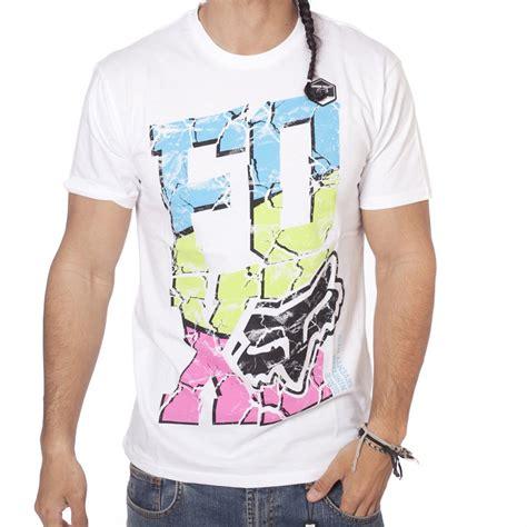 Tshirt Tilton Racing Bdc t shirt fox racing tiltonic wh acquista negozio fillow