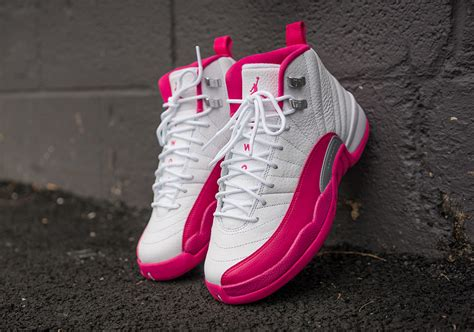 new valentines jordans air 12 s day pink release info
