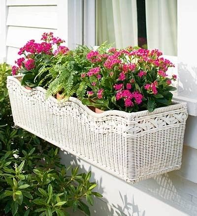 Resin Wicker Planter Boxes discover and save creative ideas