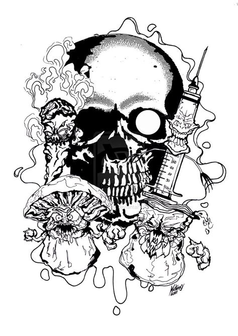 alcohol and drugs coloring sheets coloring pages