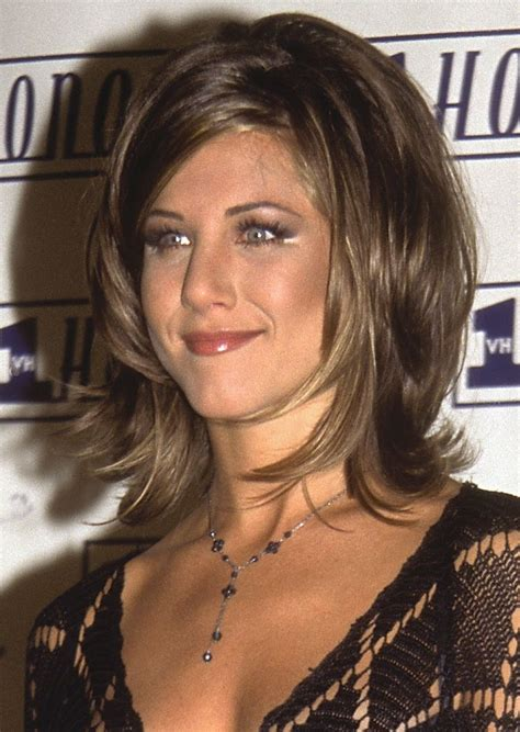 the rachel haircut pictures 20 of jennifer aniston s most iconic hairstyles rachel