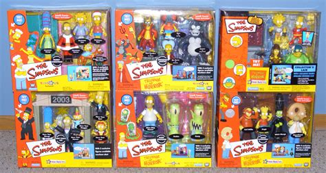 The Simpsons Family Figure simpsons figures
