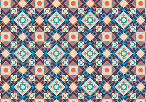 Motif To Pattern | geometric motif pattern download free vector art stock