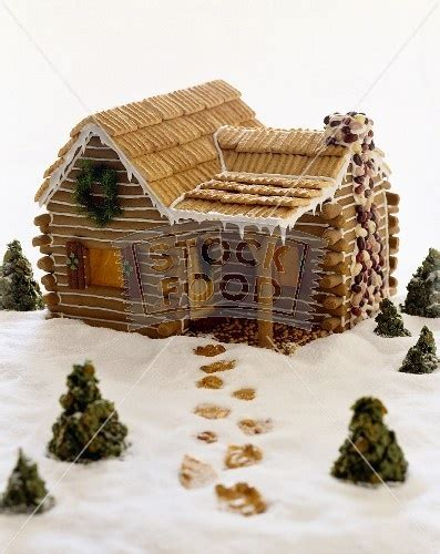 log cabin gingerbread house designs gingerbread log cabin gingerbread empire oregon style pinterest