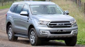 Ford Everest 2016 Ford Everest Trend Review Term Carsguide