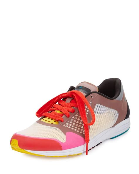 stella mccartney sneakers adidas by stella mccartney adizero takumi colorblock
