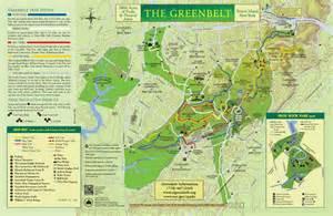 The Greenbelt Greenbelt Park Map
