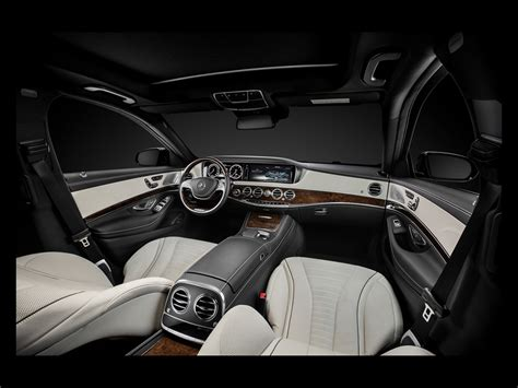 S Class 2013 Interior by 2013 Mercedes S Class Interior 1 1024x768