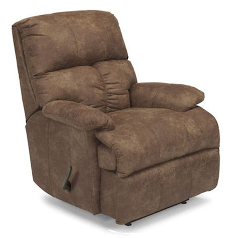 discount recliner flexsteel n289r 501m triton recliner with power discount
