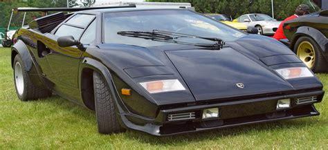 1985 Lamborghini Countach 1985 Lamborghini Countach Pictures Cargurus