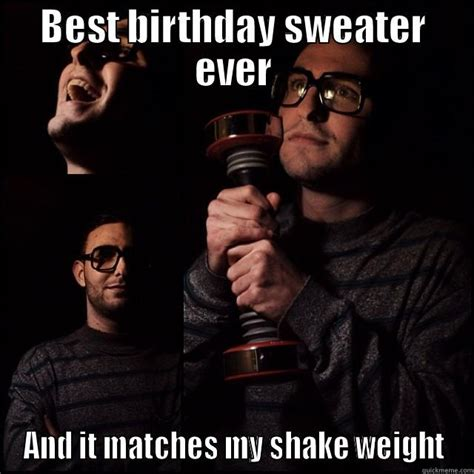 Shake Weight Meme - home gym hipster quickmeme