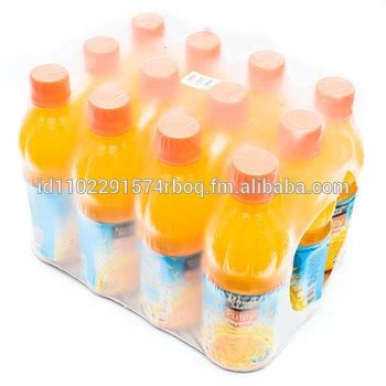 minute pulpy orange pet 350ml x 12 pcs buy orange