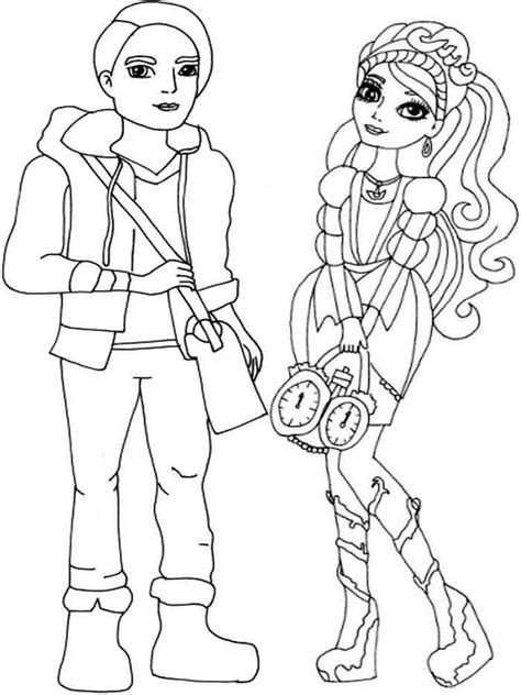 ever after high coloring pages royals free coloring pages of ever after high royals