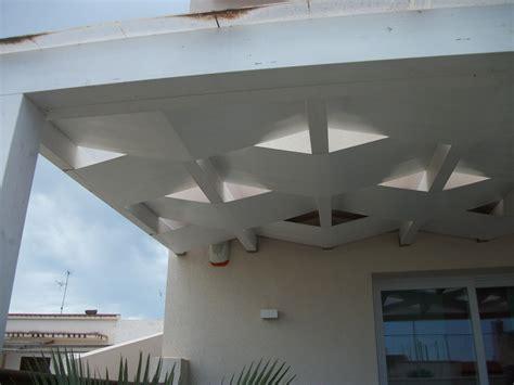 tettoie in legno bianco tettoie in legno foto realizzazioni marsala trapani