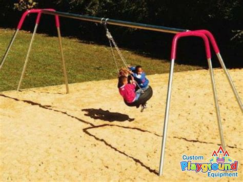 tyre swings for sale 7ft commercial tripod tire swing set for sale