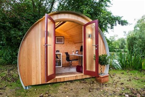 nissen hut garden office pod