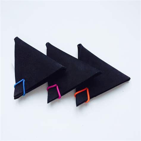 Tuto Porte Monnaie Triangle by Guest Post Le Porte Monnaie Triangle En Cuir Diy