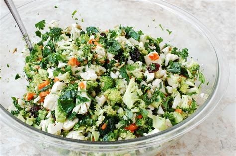 Detox Salad by Detox Salad Of Green Leafy Veggies Eat At Home