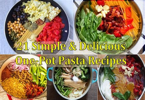Kitchen Sink Cutting Board by 21 Simple Amp Delicious One Pot Pasta Recipes Find Fun Art