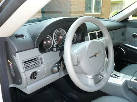 2004 Chrysler Crossfire Interior by 2004 Chrysler Crossfire Pictures Cargurus
