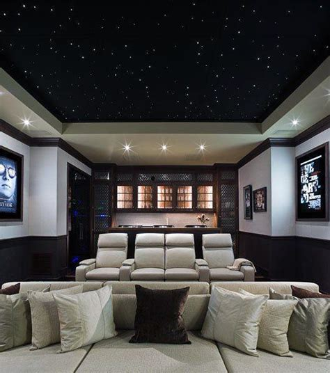 Ceiling Decor Ideas Australia 80 home theater design ideas for men movie room retreats