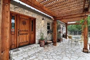 Leisure Village Camarillo Floor Plans 28 rustic deck with exterior stone rustic patio