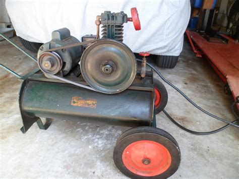 vintage air compressors adventure rider