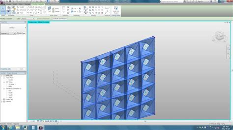 curtain components revit curtain wall adaptive components curtain