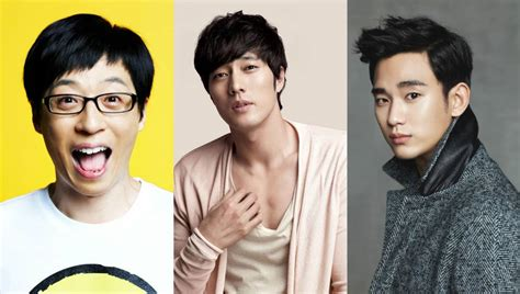 so ji sub park seo joon korean women choose the male celeb they d most want to