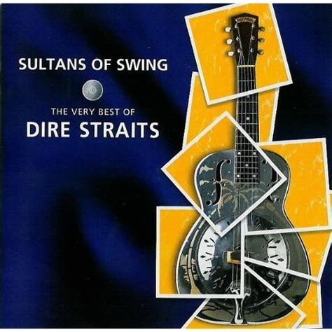 sultans of swing the best of dire straits cd album