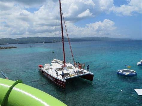 catamaran boat rides in jamaica sister ship picture of dreamer catamaran cruises