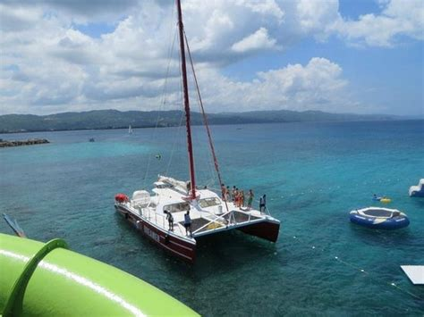 dreamer catamaran tours jamaica sister ship picture of dreamer catamaran cruises