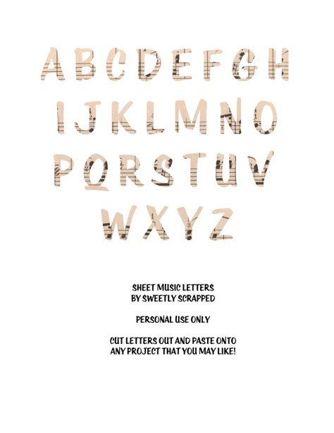 typography sheet sheet letters typography fonts
