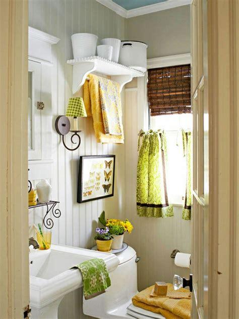 Kleines Badezimmer Dekorieren by Fr 252 Hlingsdeko 2014 50 Neue Designer Deko Trends